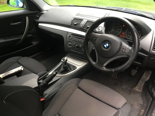 2008 BMW 118d. ES SOLD (picture 4 of 6)