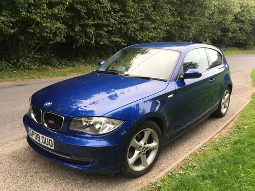 2008 BMW 118d. ES SOLD (picture 6 of 6)