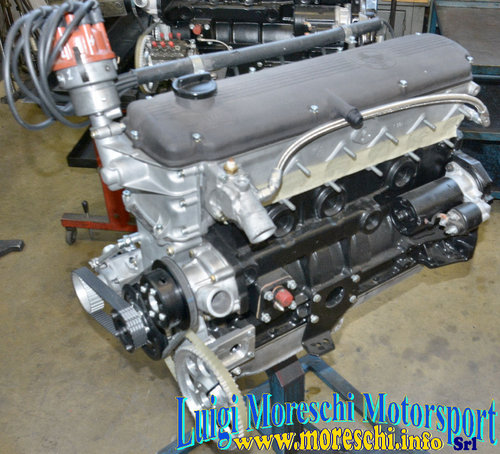 1972 BMW M30 Group 2 Engine - 3.0 Csl For Sale (picture 1 of 6)