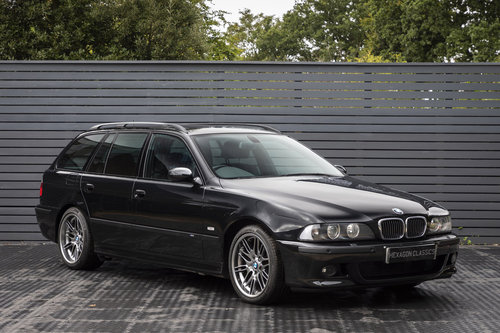 2004 BMW 540i E39 M SPORT TOURING MANUAL !! M5 VISUALS For Sale (picture 1 of 6)