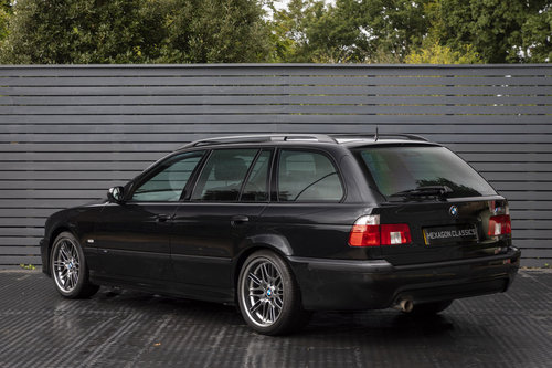 2004 BMW 540i E39 M SPORT TOURING MANUAL !! M5 VISUALS For Sale (picture 2 of 6)