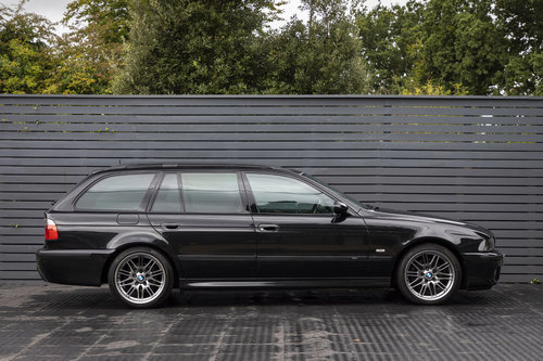 2004 BMW 540i E39 M SPORT TOURING MANUAL !! M5 VISUALS For Sale (picture 3 of 21)