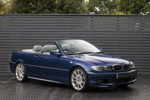 2003 BMW 330Ci M Sport Convertible ONLY 9400 MILES For Sale (picture 1 of 6)