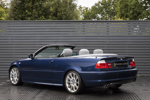 2003 BMW 330Ci M Sport Convertible ONLY 9400 MILES For Sale (picture 2 of 6)