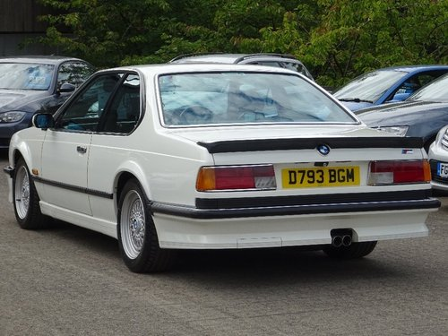 1986 M635 CSI E24 M6 RHD MANUAL For Sale (picture 2 of 6)
