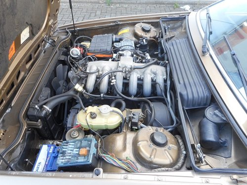 1980 BMW 633 CSi 4-speed transmission For Sale (picture 5 of 6)