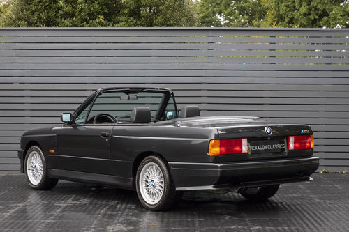 1990 BMW M3 Convertible E30 Type S14 SOLD (picture 2 of 6)