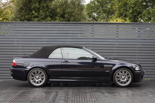 2003 BMW M3 3.2 E46 CONVERTIBLE SMG SOLD (picture 4 of 6)