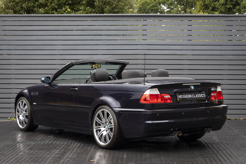 2006 BMW M3 3.2 E46 CONVERTIBLE SOLD (picture 2 of 6)