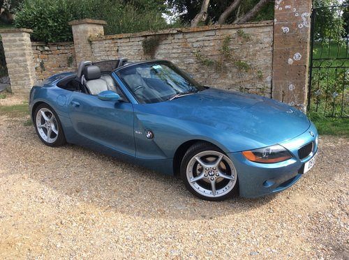 2004 BMW Z4. 2.2I SE SOLD (picture 1 of 6)