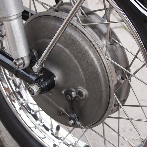 1967 R60 With Earls Forks, RESERVED. SOLD (picture 3 of 6)