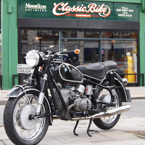 1967 R60 With Earls Forks, RESERVED. SOLD (picture 4 of 6)