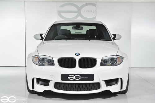 2011 One Owner BMW 1M Coupe - 23k Miles - Full History SOLD (picture 1 of 6)