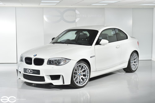 2011 One Owner BMW 1M Coupe - 23k Miles - Full History SOLD (picture 2 of 6)