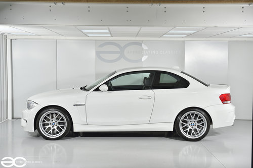 2011 One Owner BMW 1M Coupe - 23k Miles - Full History SOLD (picture 3 of 6)