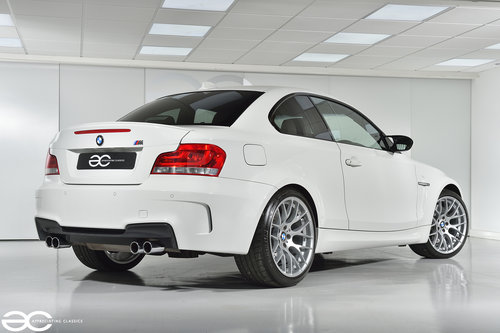 2011 One Owner BMW 1M Coupe - 23k Miles - Full History SOLD (picture 4 of 6)