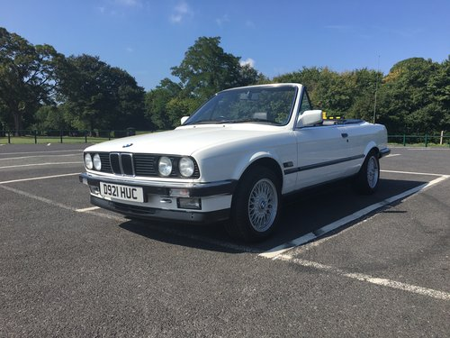 1987 bmw 325i convertible e30 For Sale (picture 4 of 6)
