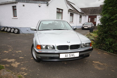 1998 Superb Low mileage BMW 728i For Sale (picture 1 of 6)
