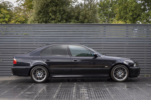 2001 BMW M5 (E39) SALOON For Sale (picture 3 of 6)