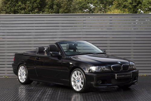 2005 BMW 325Ci Auto M Sport Convertible SOLD (picture 1 of 6)