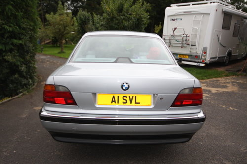1998 Superb Low mileage BMW 728i For Sale (picture 5 of 6)