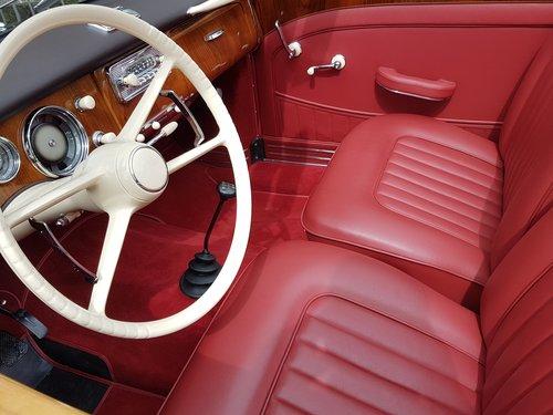 1963 BMW 502 Cabriolet 3200 Super, completely rebuilt For Sale (picture 3 of 6)