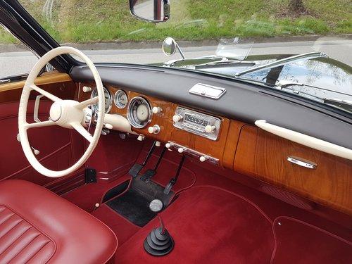 1963 BMW 502 Cabriolet 3200 Super, completely rebuilt For Sale (picture 4 of 6)