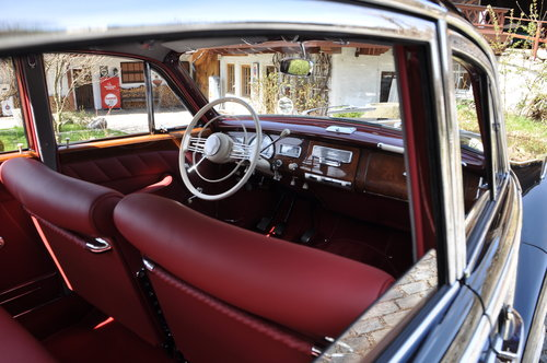 1958 BMW 502 3.2l V8, perfectly restored! For Sale (picture 4 of 6)