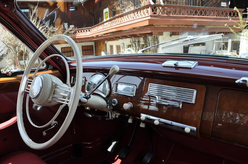 1958 BMW 502 3.2l V8, perfectly restored! For Sale (picture 5 of 6)
