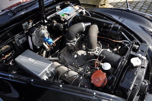 1958 BMW 502 3.2l V8, perfectly restored! For Sale (picture 6 of 6)