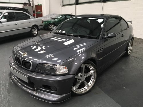 2003 BMW 3 SERIES M3AC M3 SCHNITZER AC3S MANUAL 2 OWNERS FSH   For Sale (picture 2 of 6)