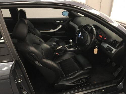 2003 BMW 3 SERIES M3AC M3 SCHNITZER AC3S MANUAL 2 OWNERS FSH   For Sale (picture 4 of 6)