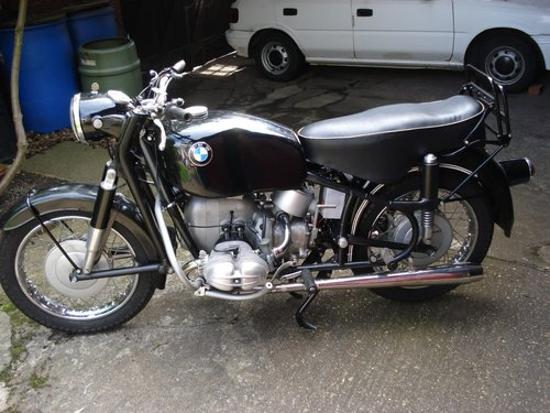 1969 BMW R69S GEARBOX FAULT *BARGAIN* SOLD | Car And Classic