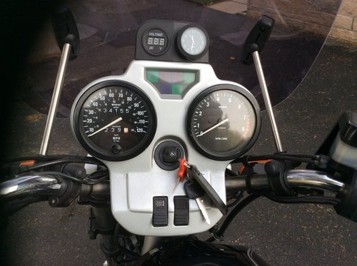 1992 Bmw R100r Classic For Sale (picture 1 of 4)