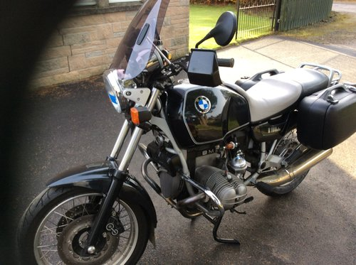 1992 Bmw R100r Classic For Sale (picture 2 of 4)