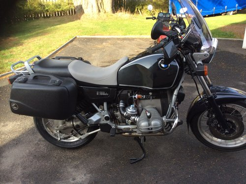 1992 Bmw R100r Classic For Sale (picture 3 of 4)