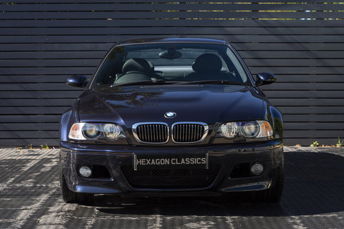 2004 BMW M3 (E46) Coupe Manual ONLY 8,800 Miles SOLD (picture 3 of 6)