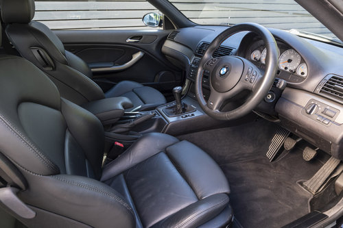 2004 BMW M3 (E46) Coupe Manual ONLY 8,800 Miles SOLD (picture 4 of 6)