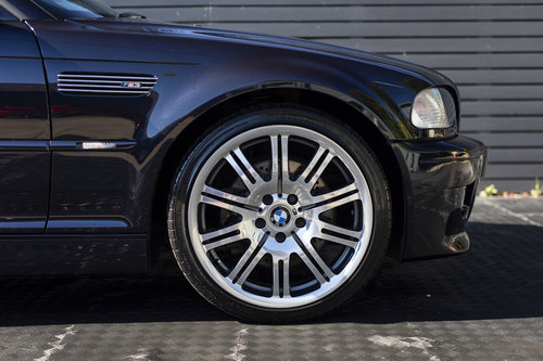 2004 BMW M3 (E46) Coupe Manual ONLY 8,800 Miles SOLD (picture 5 of 6)