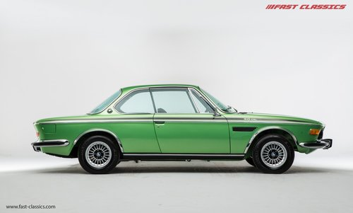 1972 BMW 3.0 CSL UK RHD CSL // Nut and Bolt restoration completed For Sale (picture 1 of 6)