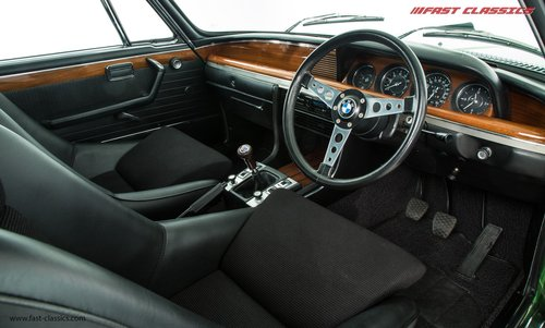 1972 BMW 3.0 CSL UK RHD CSL // Nut and Bolt restoration completed For Sale (picture 4 of 6)