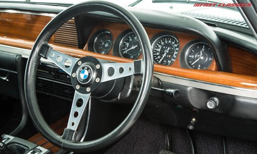 1972 BMW 3.0 CSL UK RHD CSL // Nut and Bolt restoration completed For Sale (picture 5 of 6)