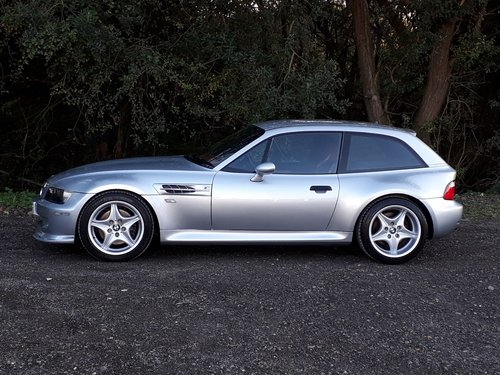 1999 CONCOURS BMW Z3 M COUPE - CONCOURS For Sale (picture 1 of 6)