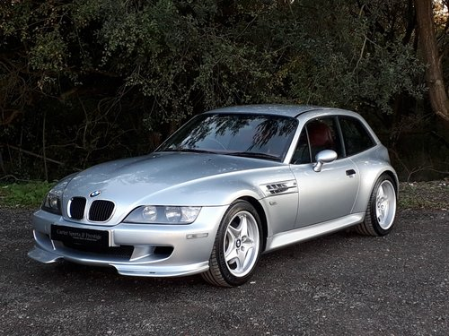 1999 CONCOURS BMW Z3 M COUPE - CONCOURS For Sale (picture 2 of 6)