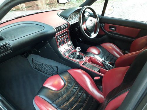 1999 CONCOURS BMW Z3 M COUPE - CONCOURS For Sale (picture 3 of 6)