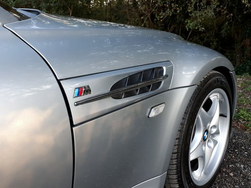 1999 CONCOURS BMW Z3 M COUPE - CONCOURS For Sale (picture 4 of 6)