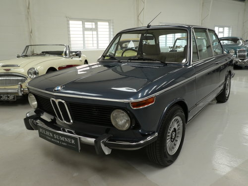 1975 BMW 2002Tii Lux SOLD (picture 1 of 6)