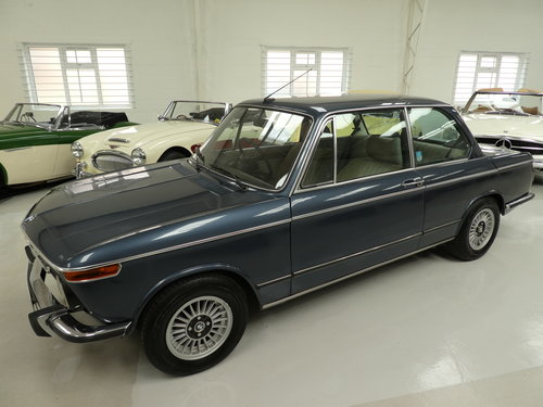 1975 BMW 2002Tii Lux SOLD (picture 2 of 6)
