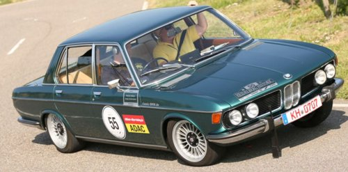 1972 IDEAL FOR OLDTIMER RACING - RHD BMW 2500 SOLD (picture 1 of 6)