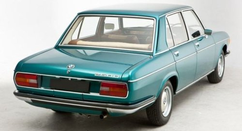 1972 IDEAL FOR OLDTIMER RACING - RHD BMW 2500 SOLD (picture 3 of 6)